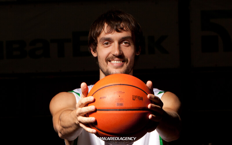 Leonid Stefanishyn. BC Budivelnyk photo shoot 2011-2012