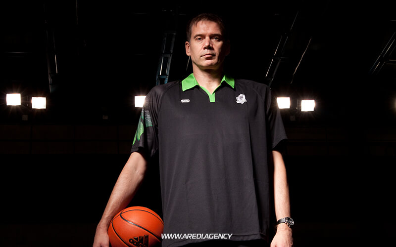 Boris Sagai. BC Budivelnyk photo shoot 2011-2012